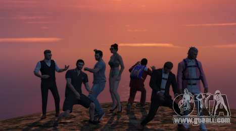 Team Board GTA: receiving recruits