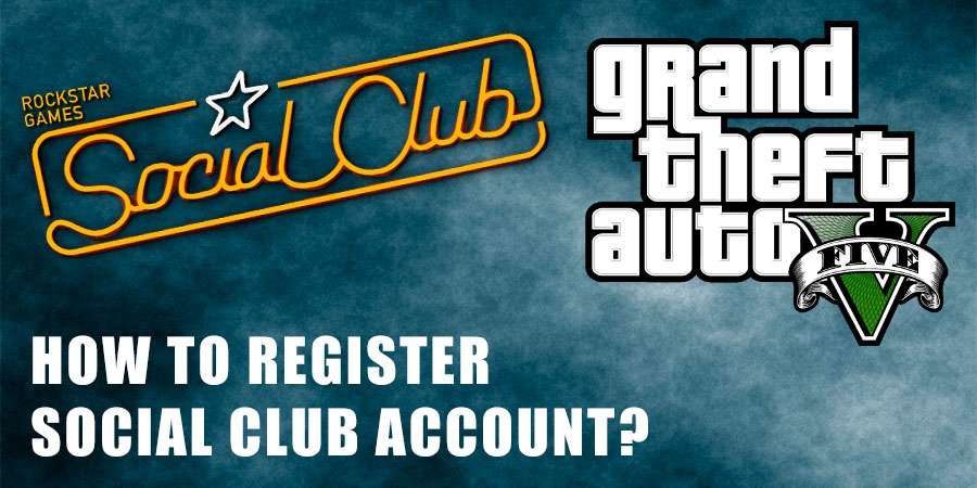 How to register with Social Club