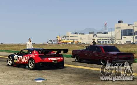 GTA: review of active teams