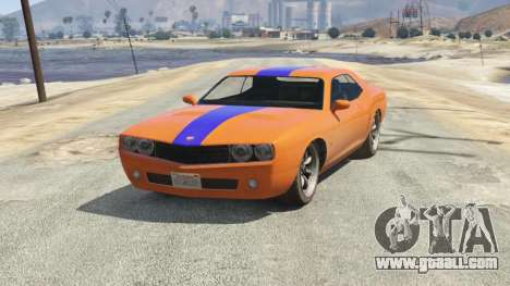 the muscle car in gta 5 - a list of all the muscle cars in gta 5