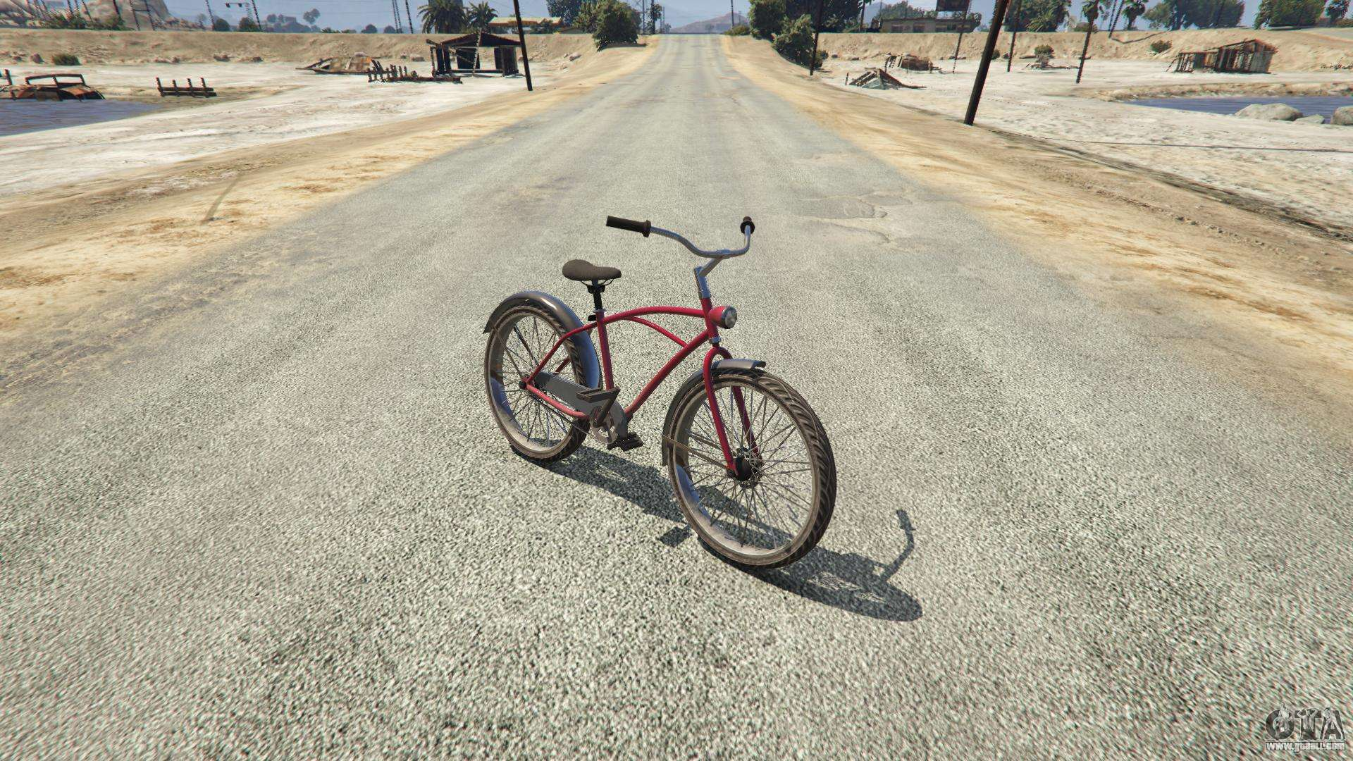 Cruiser from GTA 5