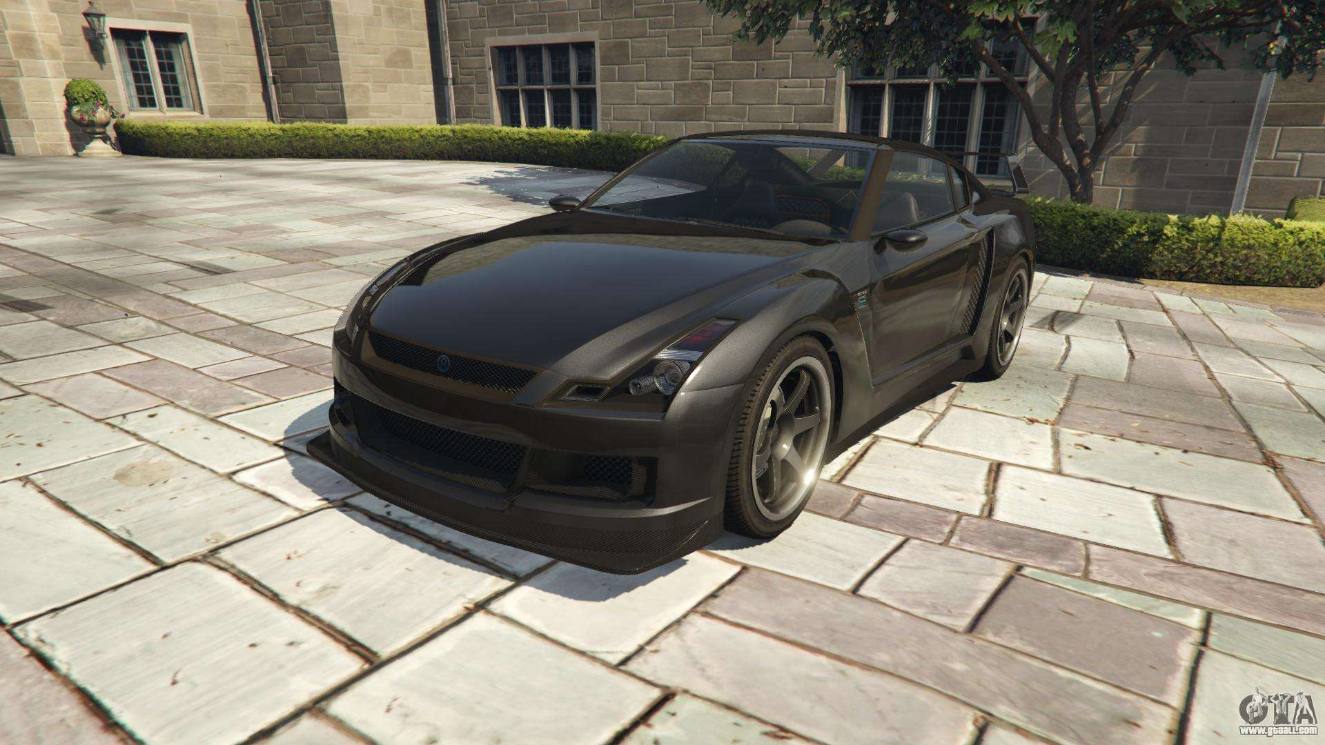 Annis Elegy RH 8 from GTA 5 - front view