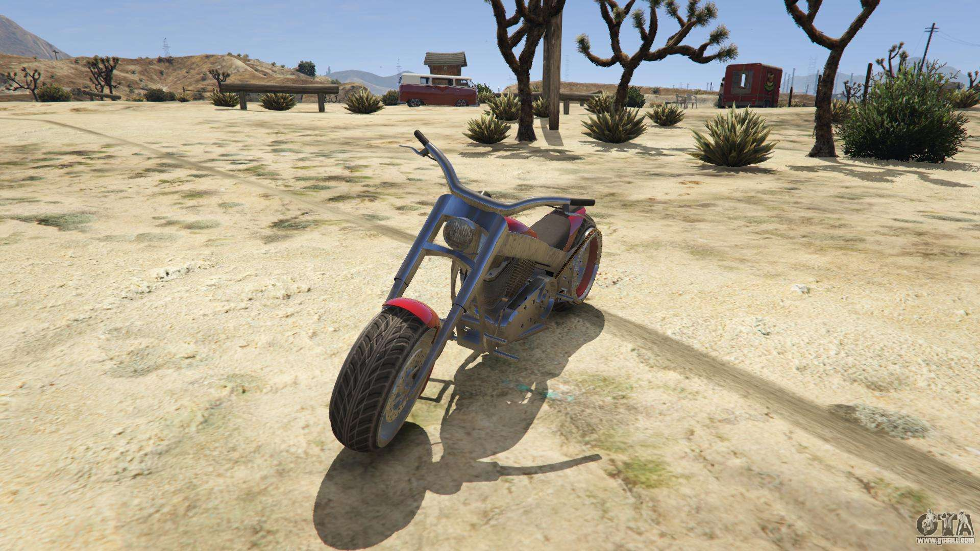 Liberty City Cycles Innovation from GTA 5