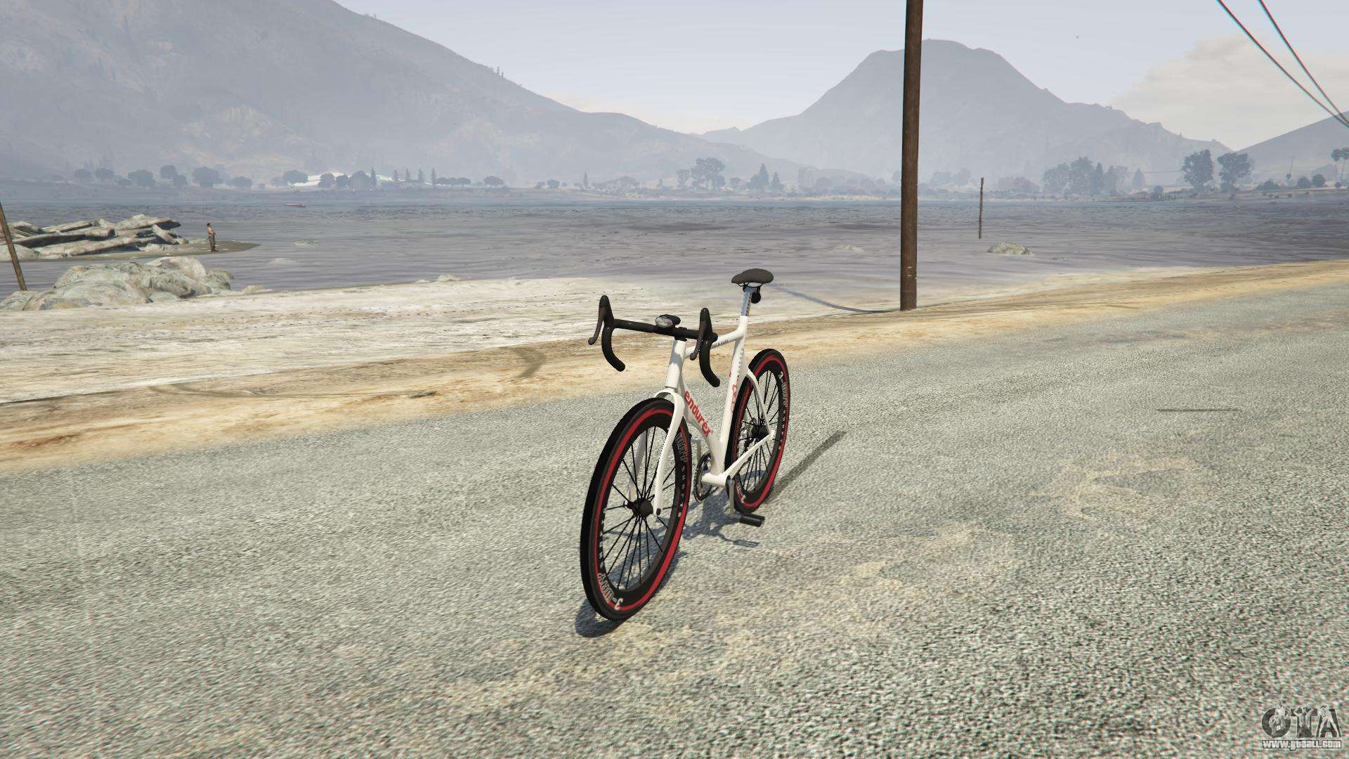 Endurex Race Bike from GTA 5