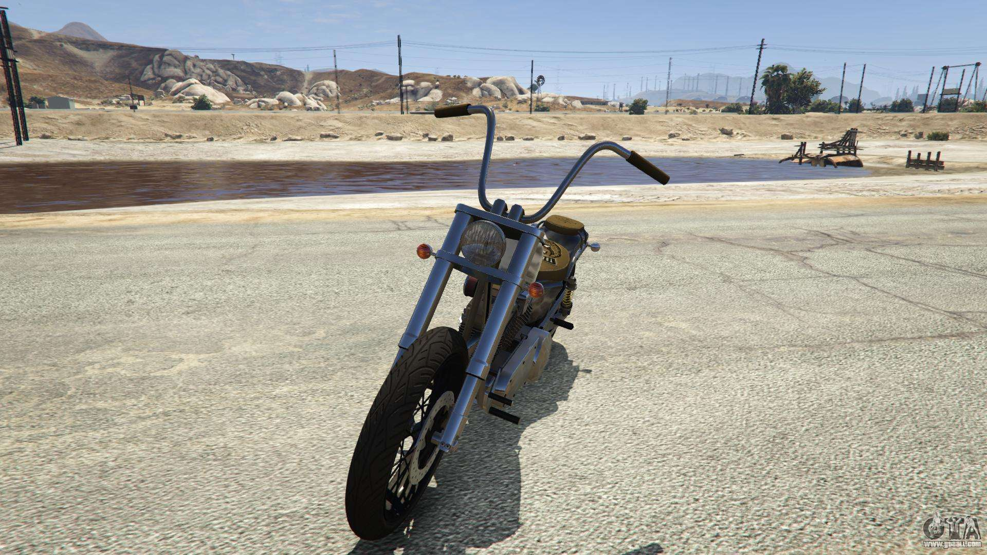 Western Motorcycle Company Daemon from GTA 5