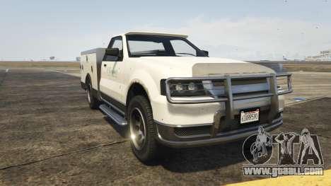 Vapid Utility Truck