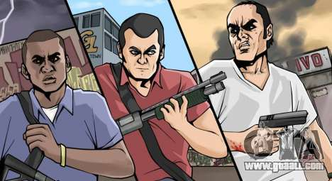 GTA Online Fan-art Gallery