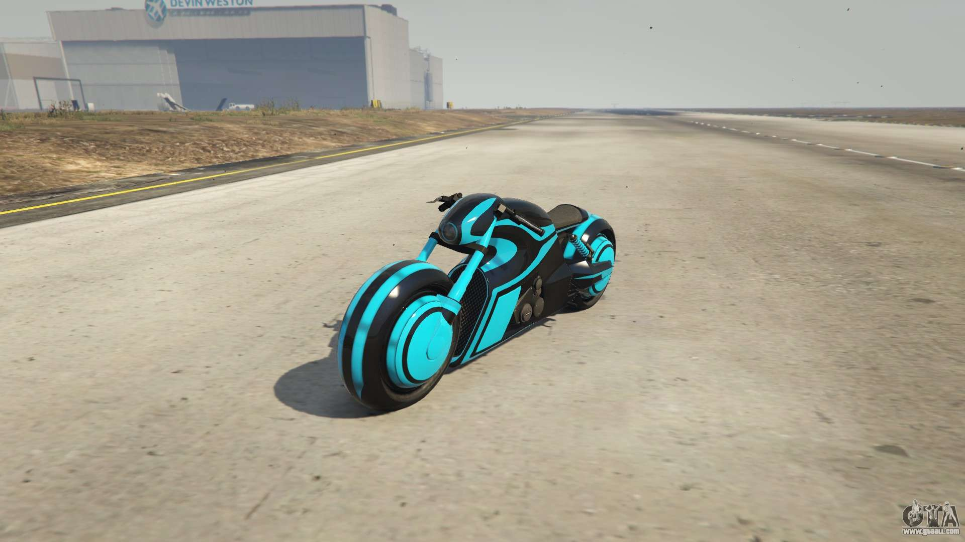 Nagasaki Shotaro from GTA online - front view
