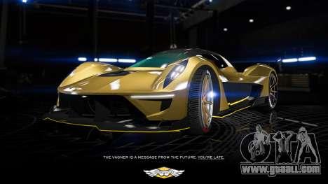 New Dewbauchee Vagner for GTA Online