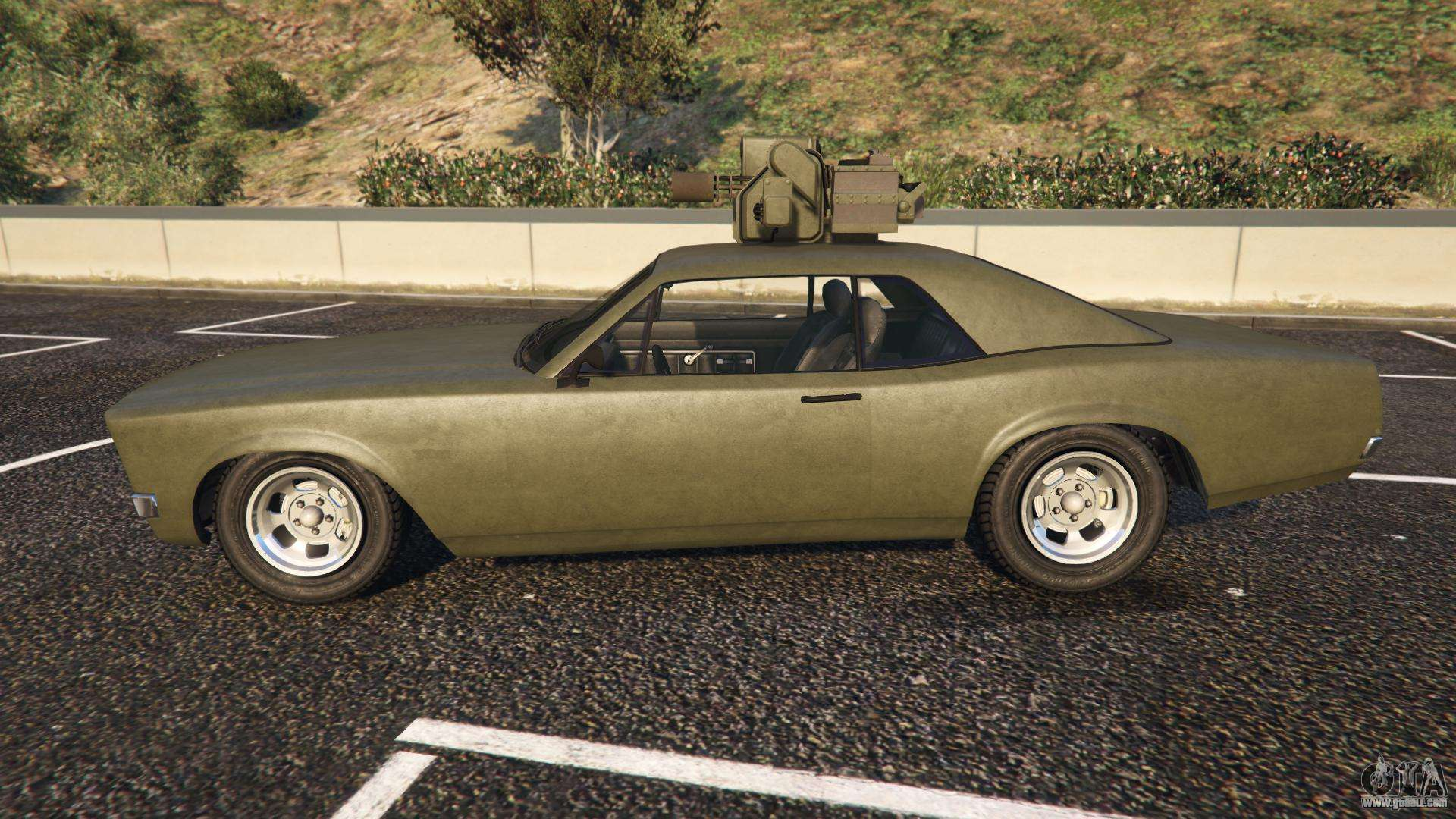 Declasse Weaponized Tampa From Gta Description And