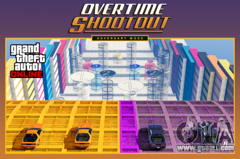 Adversary mode Overtime Shootout