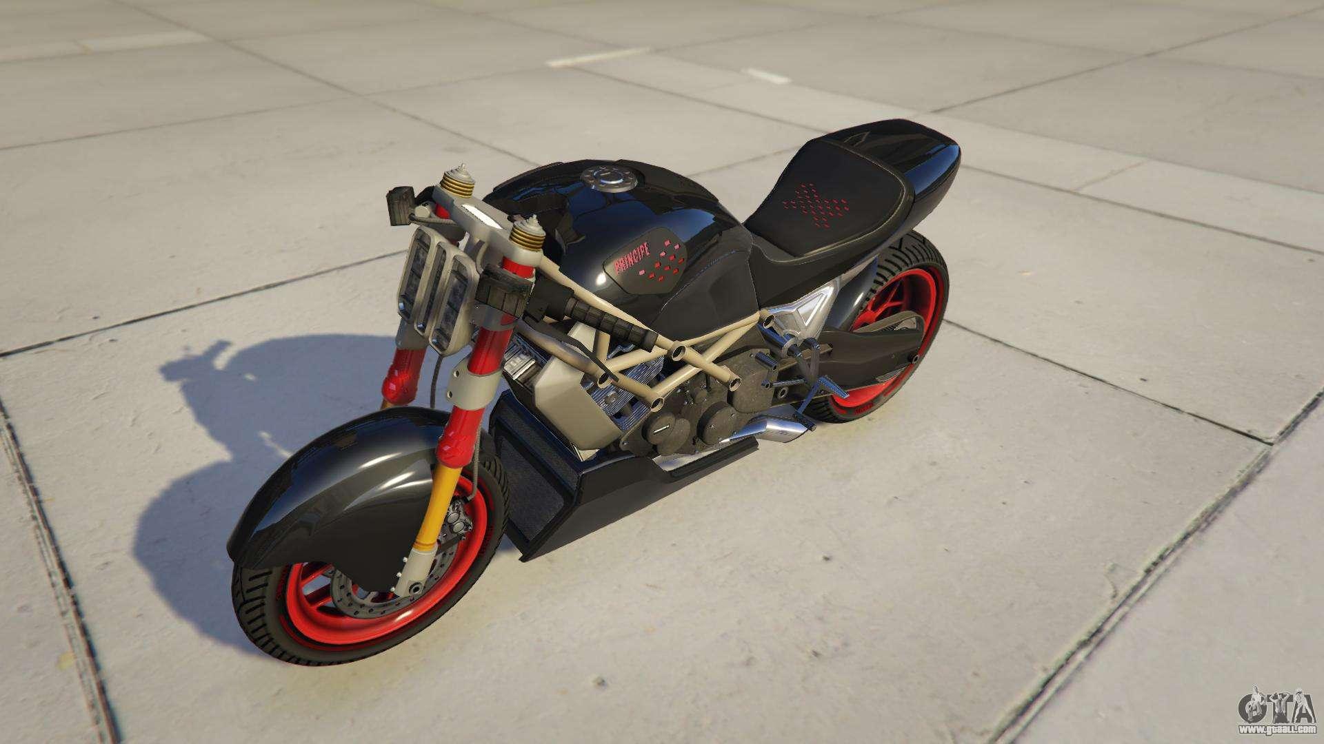 Principe Diabolus Custom from GTA Online