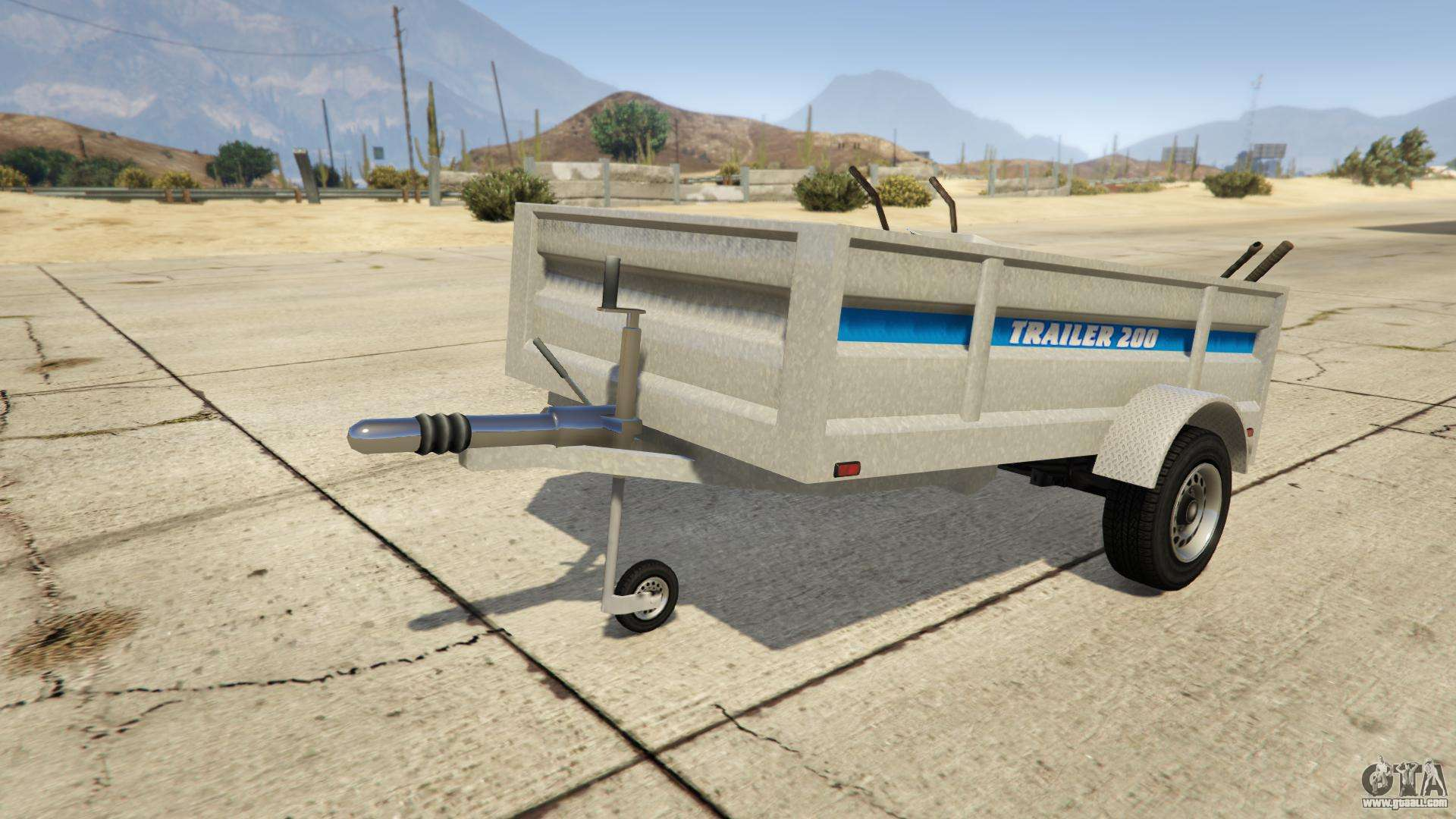 Small Trailer from GTA 5
