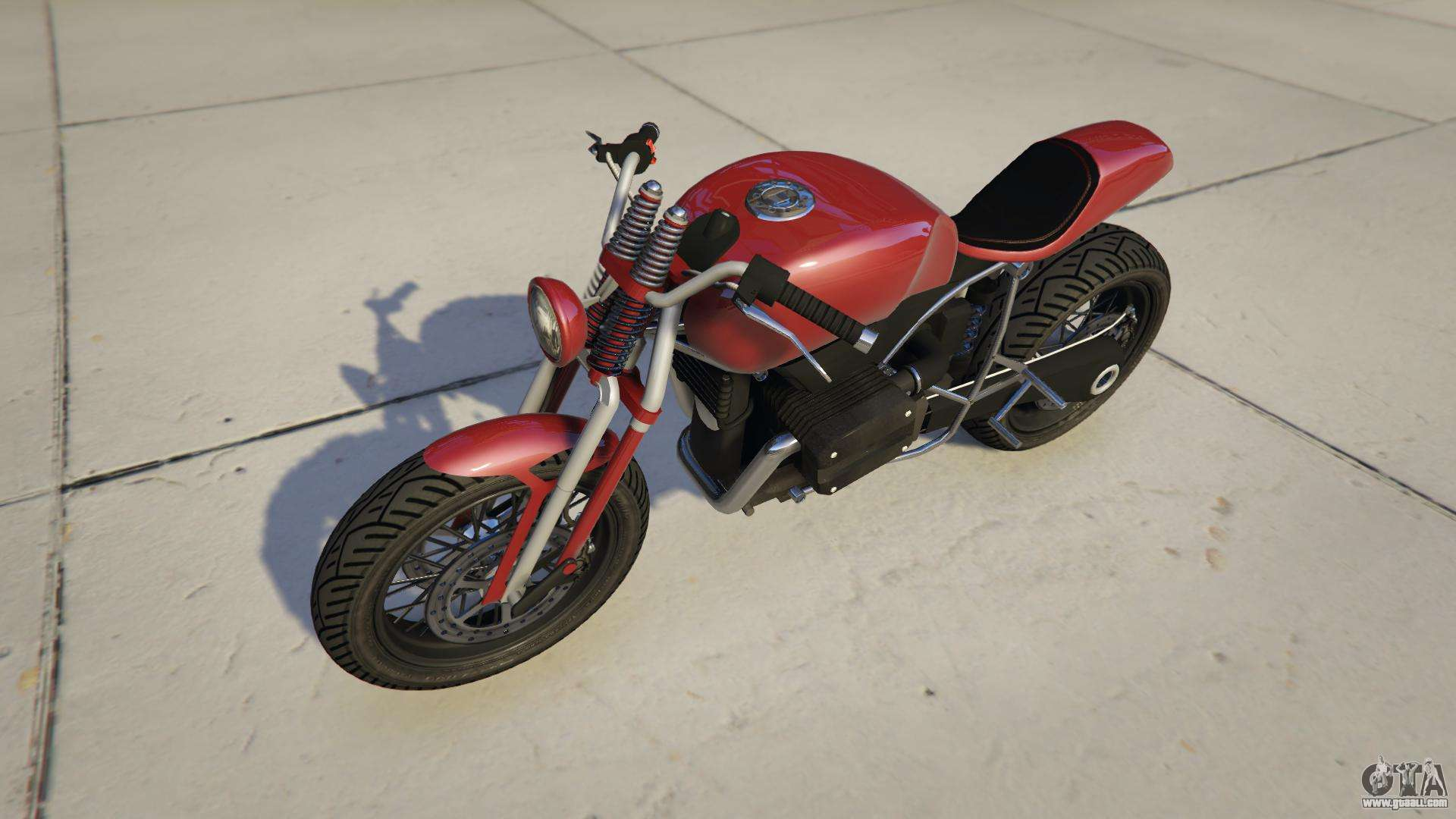 Pegassi FCR 1000 Custom from GTA Online
