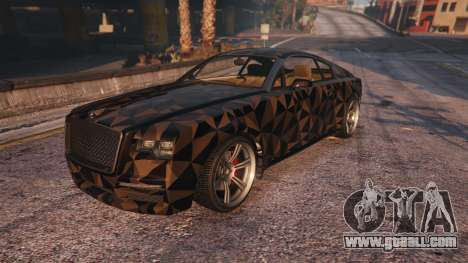 GTA 5 Enus Windsor