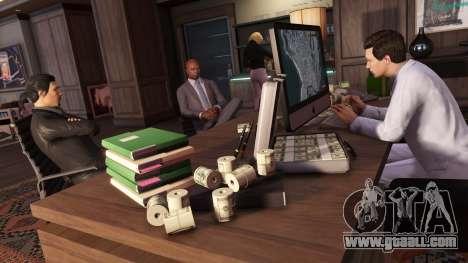 GTA Online Criminal Enterprise the cost of a set