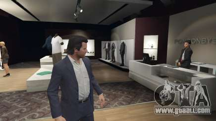 Clothing store GTA 5