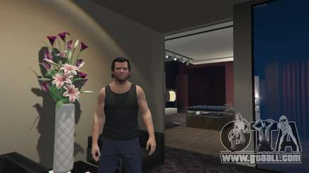How to buy clothes in GTA 5