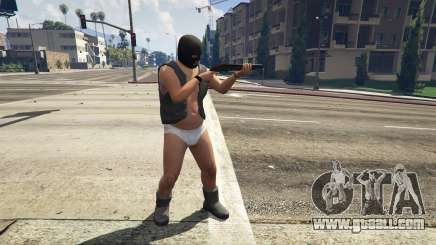 How to change your character in GTA 5
