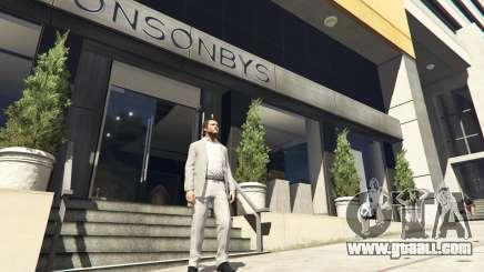 Suit in GTA 5