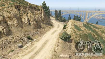 To create a race with stunts in GTA 5 online