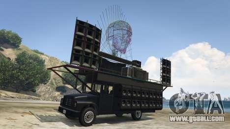 Vapid Festival Bus