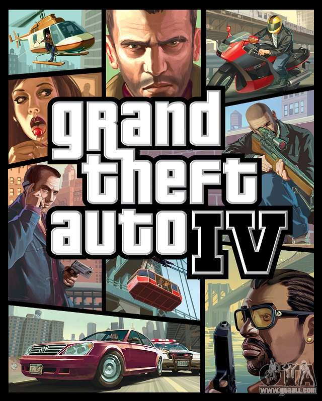 download gta iv patch 1070 crack only
