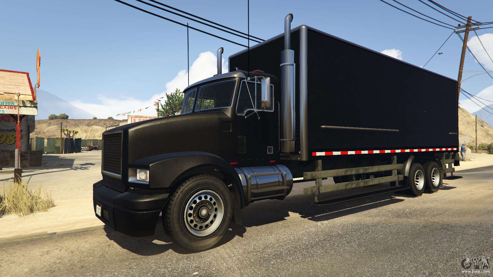 find money truck gta 5 online