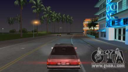 The graphics in GTA Vice City