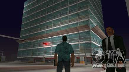 Mission with a helicopter in GTA Vice City