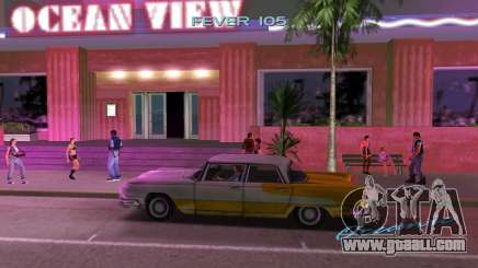 Radio in GTA Vice City