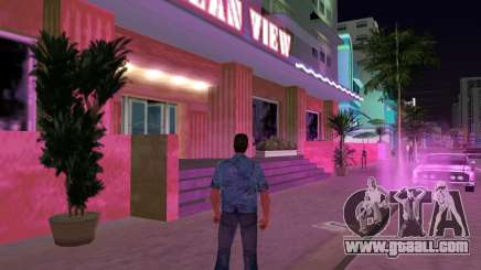 To improve the graphics in GTA VC