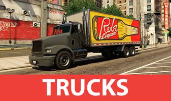 Les camions de GTA 5
