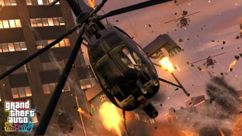 Cheats for GTA 4 episodes