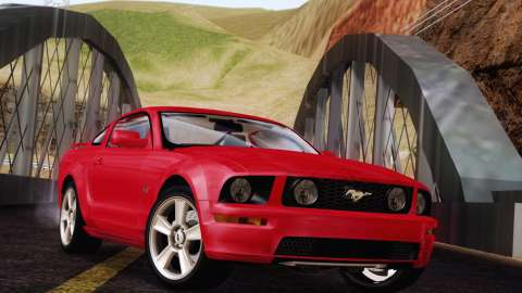 Exclusive: Ford Mustang GT 2005