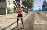 Change of appearance in GTA 5