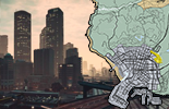 Detailed map of the world GTA 5
