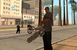 How to get minigun in GTA San Andreas