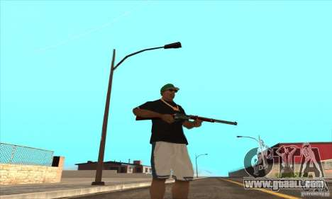 WEAPON BY SWORD for GTA San Andreas ninth screenshot