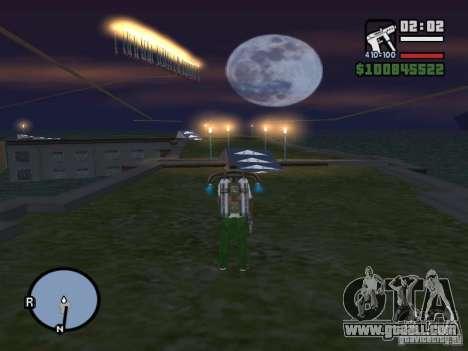 Night moto track V.2 for GTA San Andreas seventh screenshot