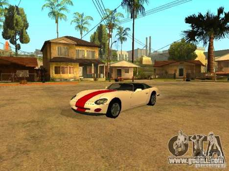 Spawn cars for GTA San Andreas