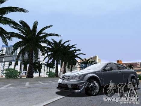 ENB Series by JudasVladislav v2.1 for GTA San Andreas forth screenshot