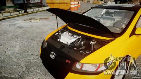Honda Civic Si Coupe 2006 v1.0 for GTA 4