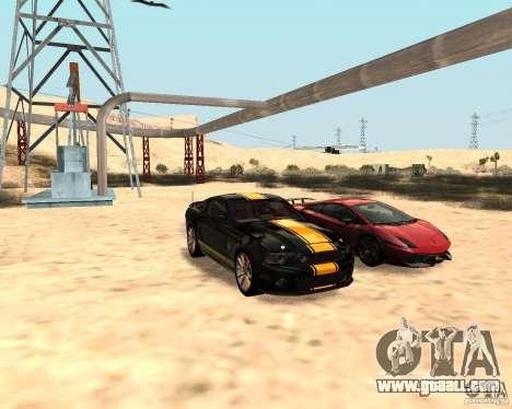 ENBSeries by Nikoo Bel for GTA San Andreas second screenshot