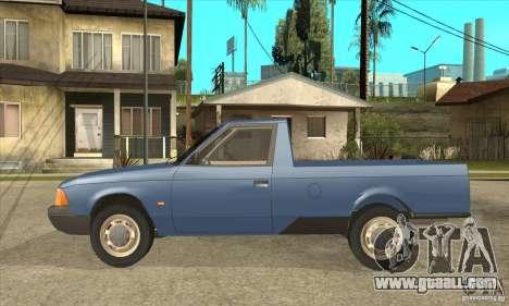 AZLK 2335 for GTA San Andreas left view