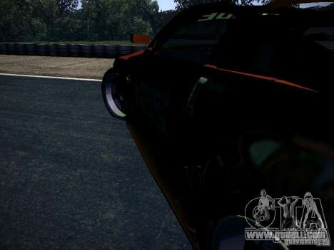 Nissan 370Z Chris Forsberg for GTA San Andreas side view