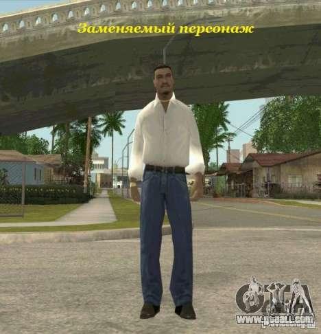 Assassins skins for GTA San Andreas forth screenshot