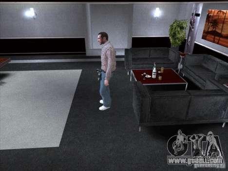 Niko Bellic for GTA San Andreas second screenshot