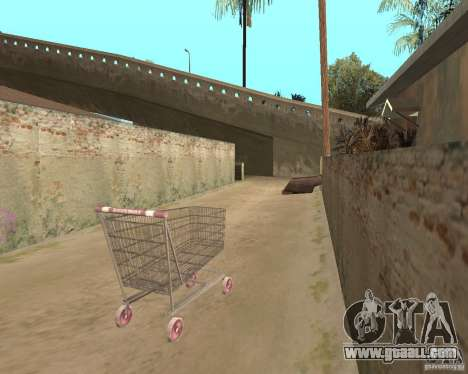 Remapping Ghetto v.1.0 for GTA San Andreas seventh screenshot