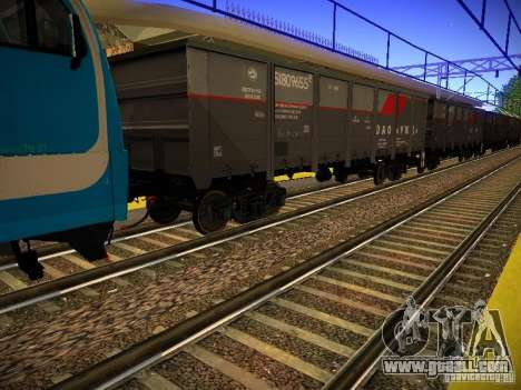 New Rails for GTA San Andreas sixth screenshot